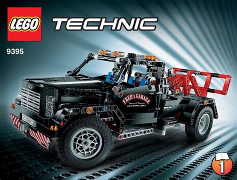lego technic instructions childrens toys