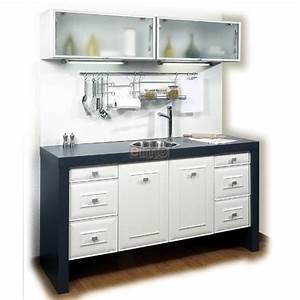 Buffet De Cuisine : buffet bas de cuisine avec vier bc16 meubles elmo ~ Teatrodelosmanantiales.com Idées de Décoration
