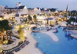 Beach Club Resort Disney World
