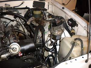 1982 Toyota Pickup Heater Hoses