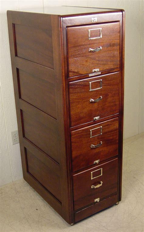 4 drawer mahogany filing cabinet mahogany 4 drawer file cabinet