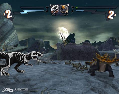 combate de gigantes lucha de dinosaurios  wii djuegos