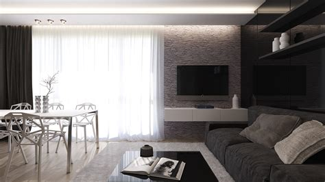 Light And Living by Black Living Rooms Ideas Inspiration