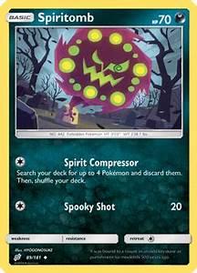 Spiritomb | Pokédex