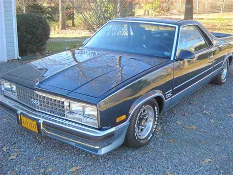 1987 el camino 1985 to 1987 chevrolet el camino for sale on classiccars