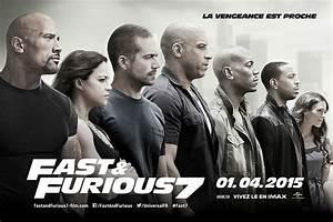 Fast And Furious Affiche : affiche du film fast furious 7 affiche 2 sur 7 allocin ~ Medecine-chirurgie-esthetiques.com Avis de Voitures