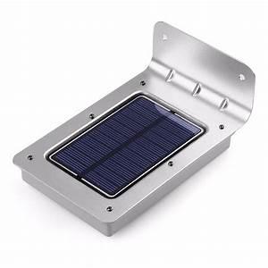 Solar Led Terrassenbeleuchtung : new 16 led solar light outdoor wall lamp wireless pir motion sensor led solar lamp garden light ~ Sanjose-hotels-ca.com Haus und Dekorationen