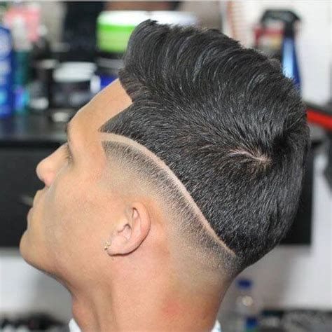 temp fade haircut     ways  wear
