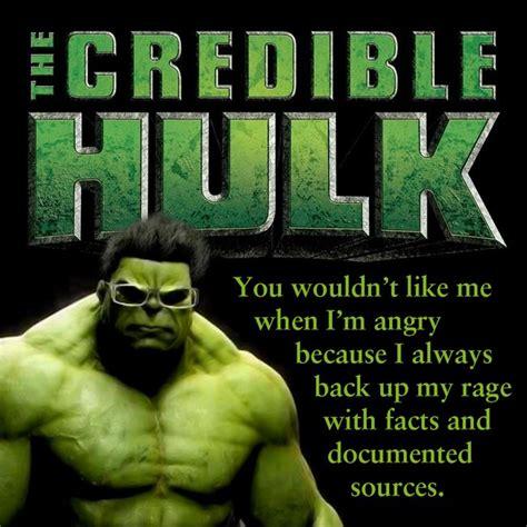hulk ha tea  danger
