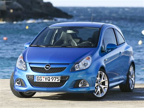 Opel Corsa OPC (2008) - picture 5 of 69