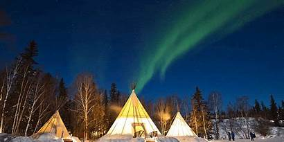 Northern Lights Places Crop