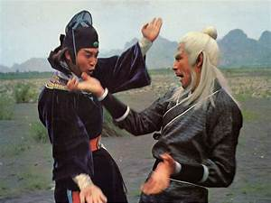 Vintage kung fu