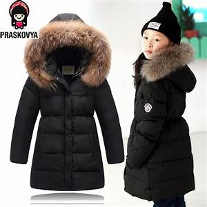 Aliexpress.com : Buy Girl Children Down Winter Jacket For ...
