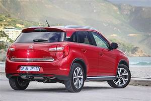 Citroen C4 Aircross Diesel  2013  Reviewed