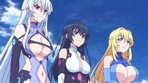Masou Gakuen Hxh Tv Anime Masou Gakuen Hxh Serie Tv Conclusa Ma Possibile Un Sequel