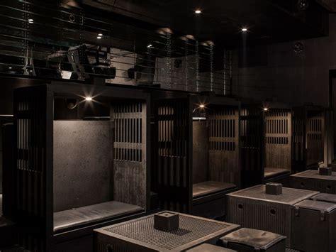 Underground Bunker Nightclub Designs