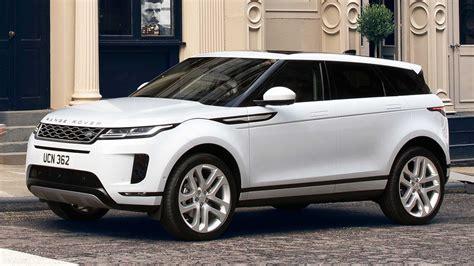 2020 Range Rover Evoque by 2020 Range Rover Evoque Shows Its Velar Traits On