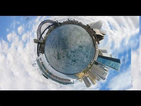 circle photographs tiny planet youtube