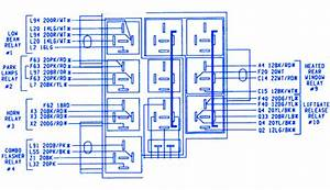 Plymouth Breeze 1999 Main Fuse Box  Block Circuit Breaker Diagram  U00bb Carfusebox