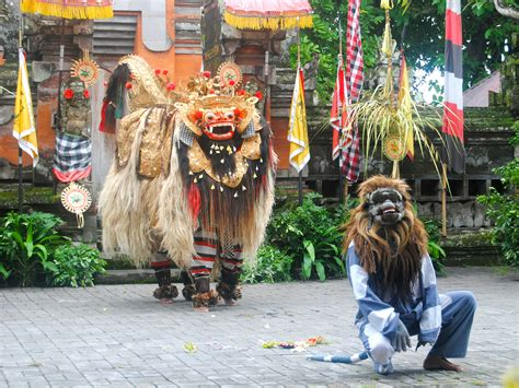 Barong Bali Donker ubud bali more than just eat pray indonesia a