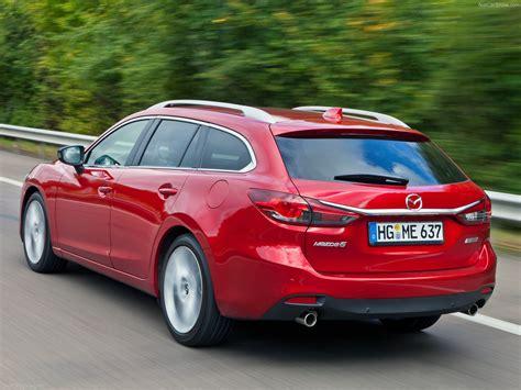 Mazda 6 Wagon (2013) Picture #116, 1600x1200