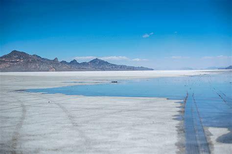 Bonneville Salt Flats - Wander The Map