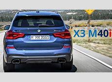 2018 BMW X3 M40i Elite Athlete with 360 hp Engine YouTube