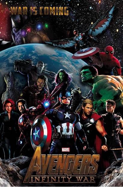 Avengers Infinity War Poster Marvel Wallpapers Avenger