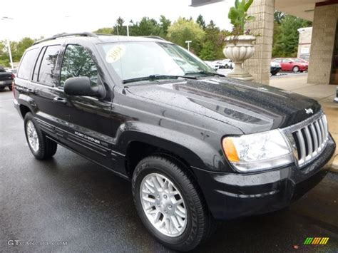 2004 jeep grand limited 4x4 exterior photos