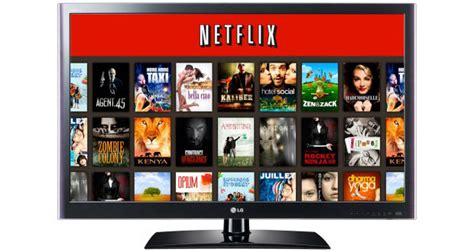 tv avec netflix intégré comment regarder facilement netflix sur la tv
