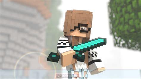 C4d|minecraft Character Render| 6