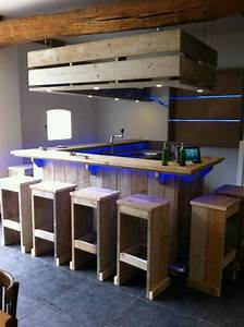 Steigerhout Bar Zelf Bouwen  Klik Hier  Voor De Meest