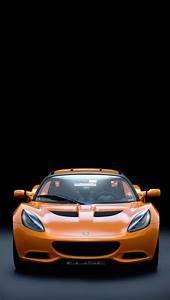 Orange cool sports car 2 iPhone 5 wallpapers | Top iPhone ...