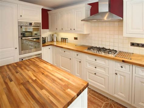kitchen islands butcher block how to choose a kitchen worktop that suits you saga