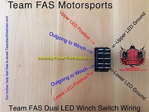 Reese Winch Switch Wiring Diagram