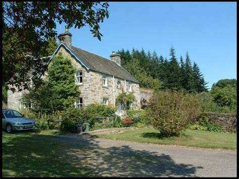 Castle Menzies Farm Holiday Cottages, Aberfeldy