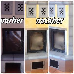 Kachelofen Vorher Nachher : kamin und kachelofen verkleidung aus aluminium und edelstahl blog ~ Watch28wear.com Haus und Dekorationen