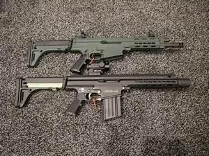 Robinson Armament Updates  308 Xcr-m Rifle