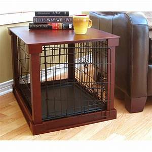 top 5 wooden crates for dogs ebay With small dog crate table