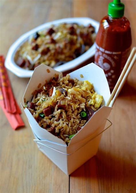 cooking out recipes classic pork fried rice the woks of life