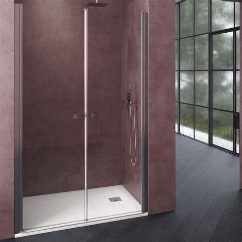 box doccia nicchia prezzi box doccia saloon 115 cm nicchia 195h cm in cristallo