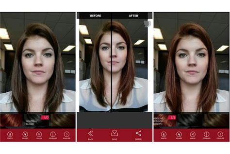 Give Any Virtual Hair Color A Try
