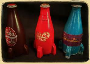 all three of my poor man s nuka cola bottles from