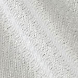 Window Sheers Fabric - Designer Fabric by the Yard