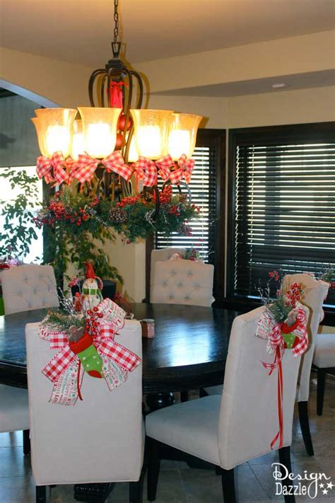 Decorations For Your Room by Dining Room Decor How To Tie A Simple Bow
