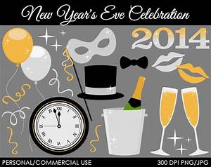 New Year S Eve 2014 Clipart