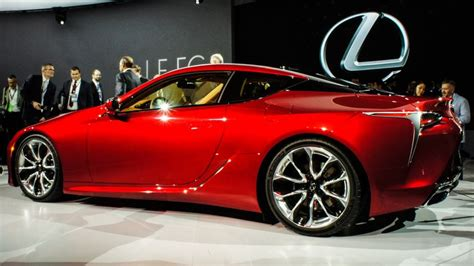 stylish  lexus coupe sports  cylinders ten gears