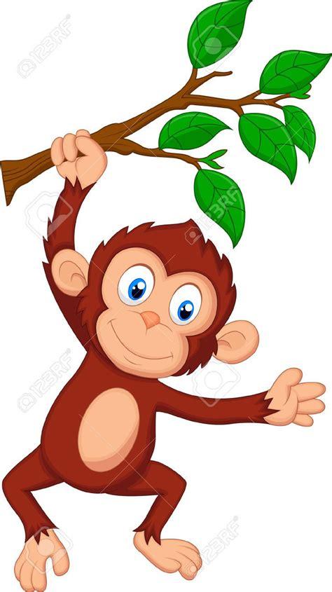 afbeeldingsresultaat voor schattige aap tekenen art