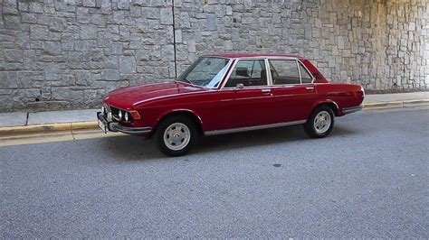 1970 Bmw E3 2800 Bavaria For Sale