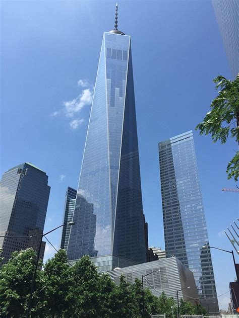 1 World Trade Center The Real Deal New York
